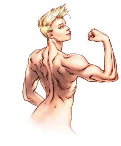 """CAPITANA MARVEL Debut: 1969 Poderes: Explosiones Concusivas de Energía """"Trabajo para combinar las proporciones correctas de formas de músculos poderosos con una idea comunmente aceptada de belleza"""" --Sara Pichelli (artista)"""