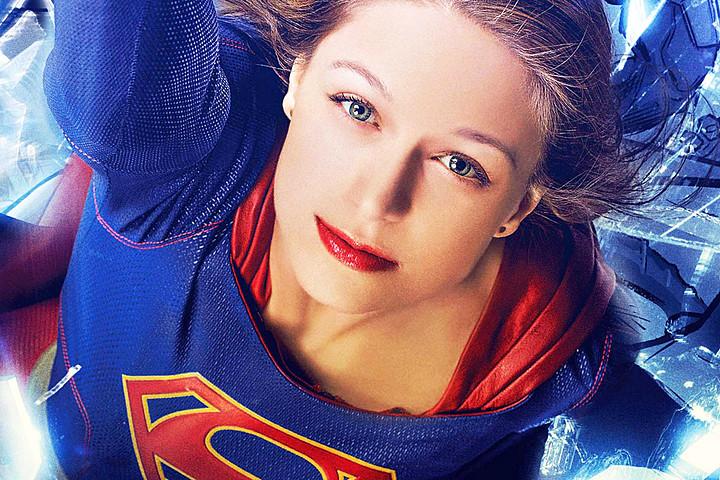 Melissa Benoist es Supergirl