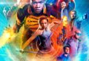 Legends Of Tomorrow T2 Poster