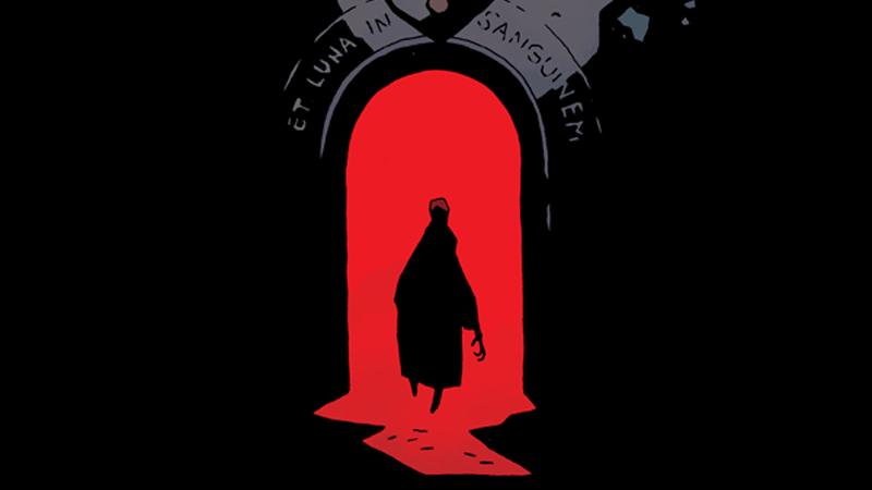 Mike Mignola Sale Del Retiro Con Nueva Novela De Vampiros